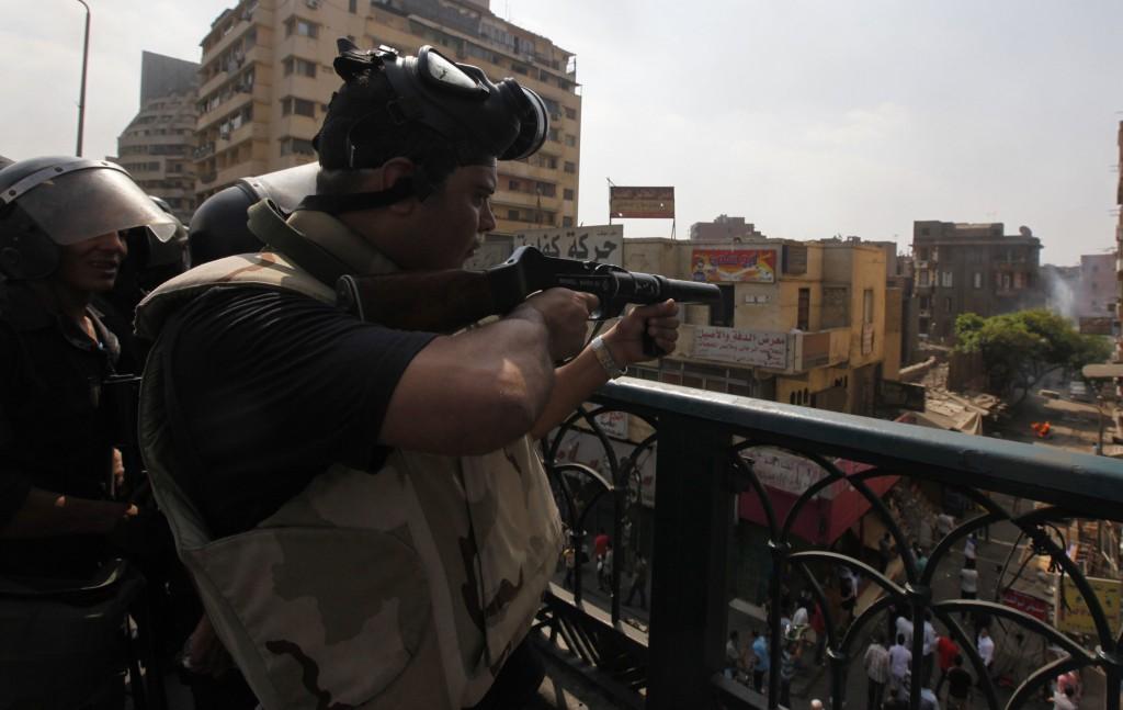 Reuters / Mohamed Abd El Ghany