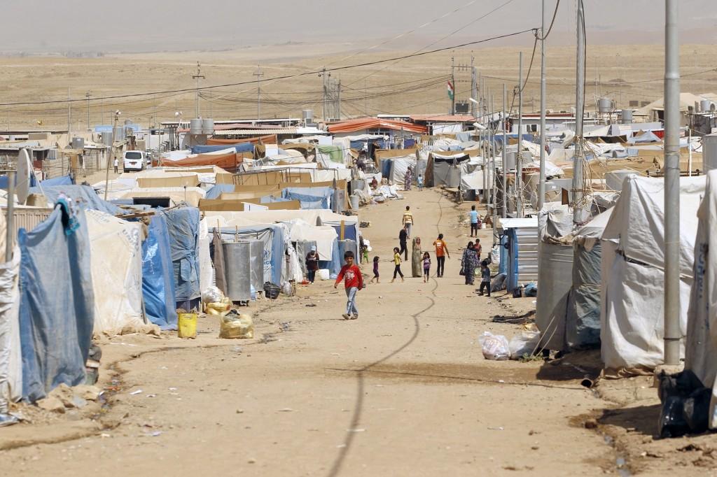 Reuters / Thaier al-Sudani