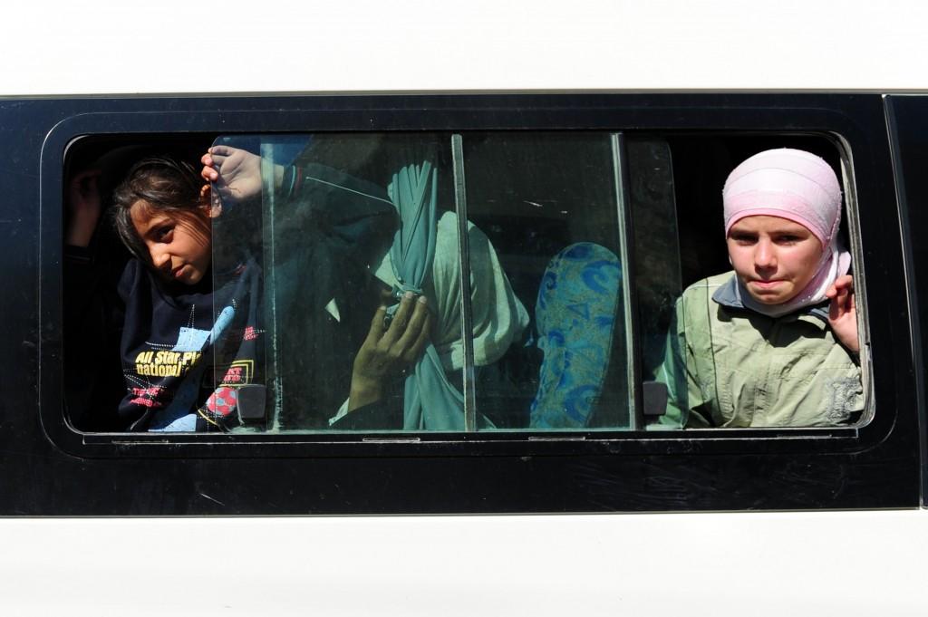 AFP / Mustafa Ozer
