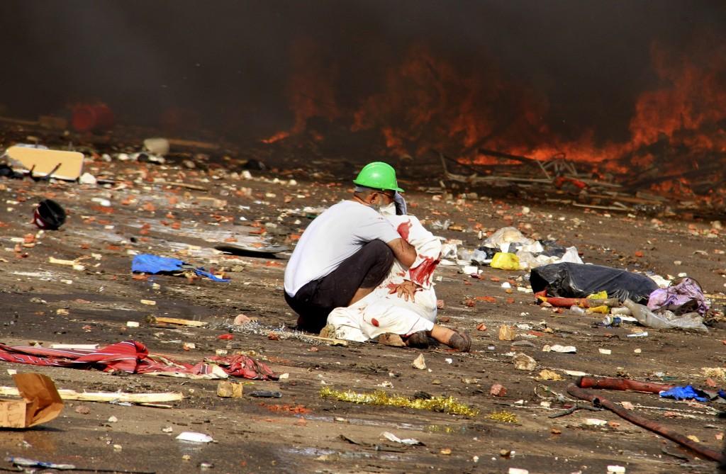 AP / Ahmed Gomaa