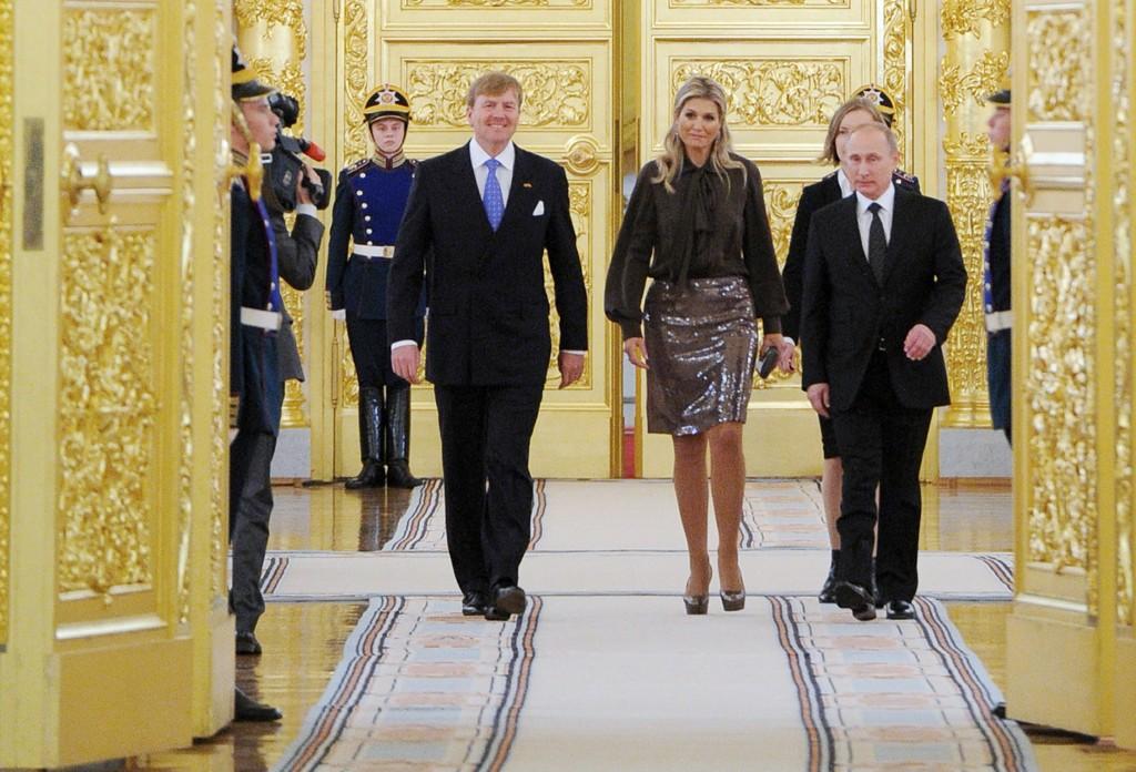 AFP / RIA Novosti / Mikhail Klimentyev