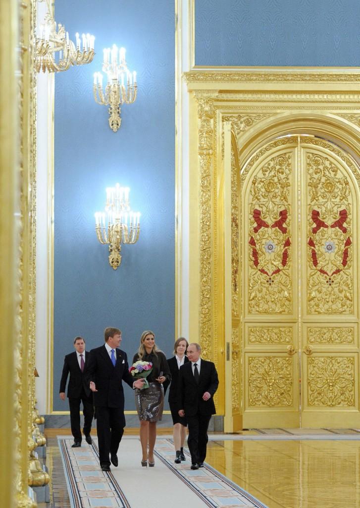 Reuters / Michael Klimentyev / RIA Novosti / Kremlin