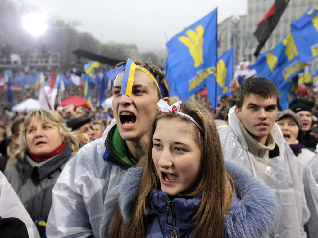 AP / Sergei Chuzakov