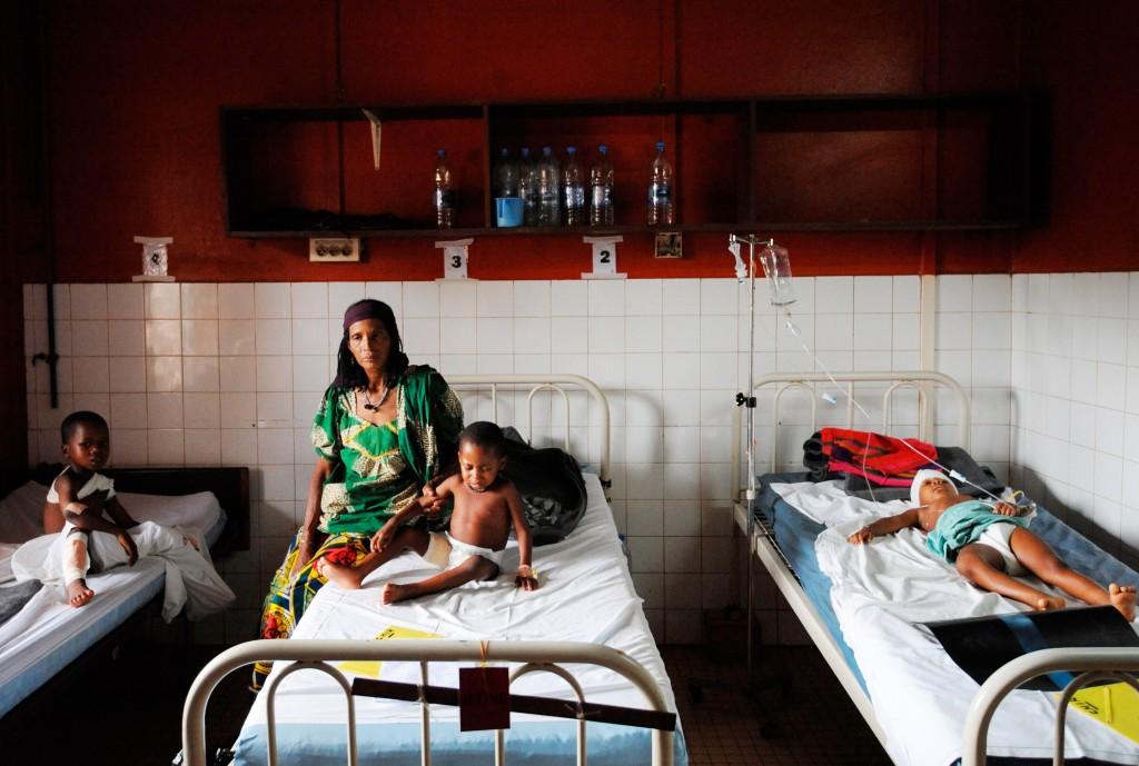 AFP/Sia Kambou