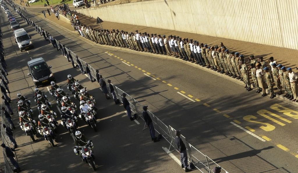 AP / Themba Hadebe