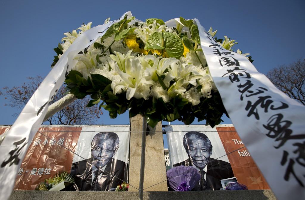 China Mandela Obit