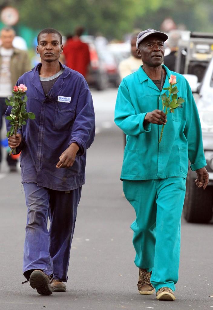 AP / Themba Hadeba