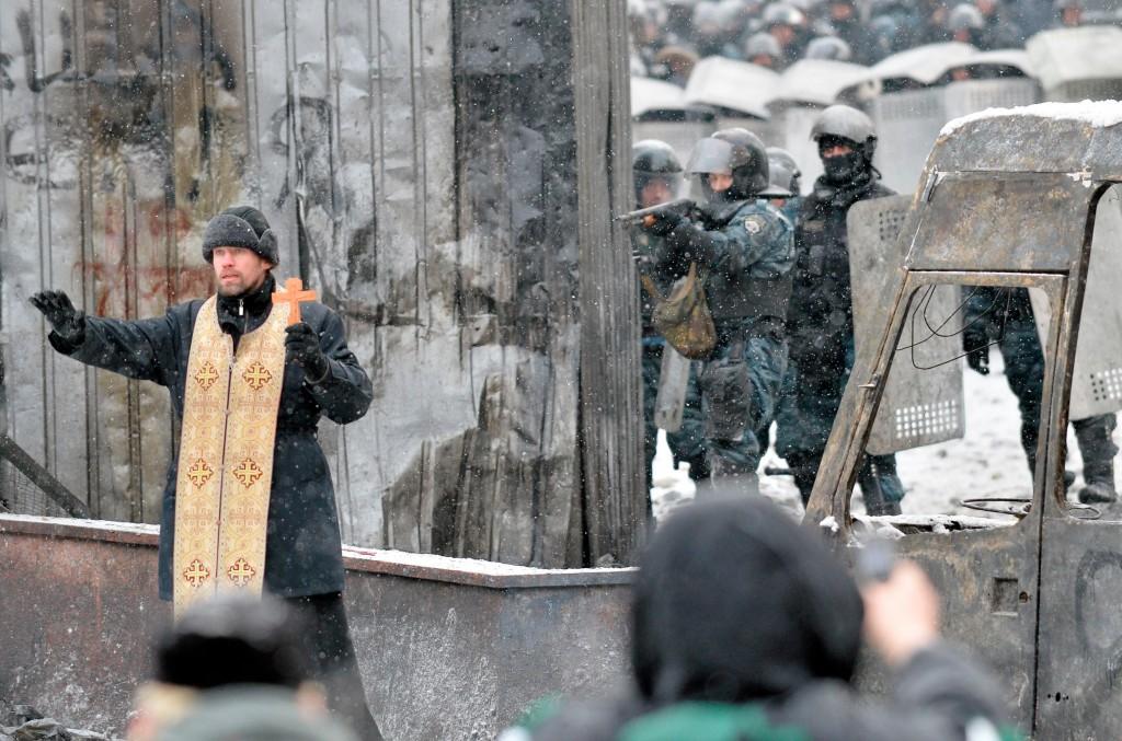 AFP / Sergei Supinsky