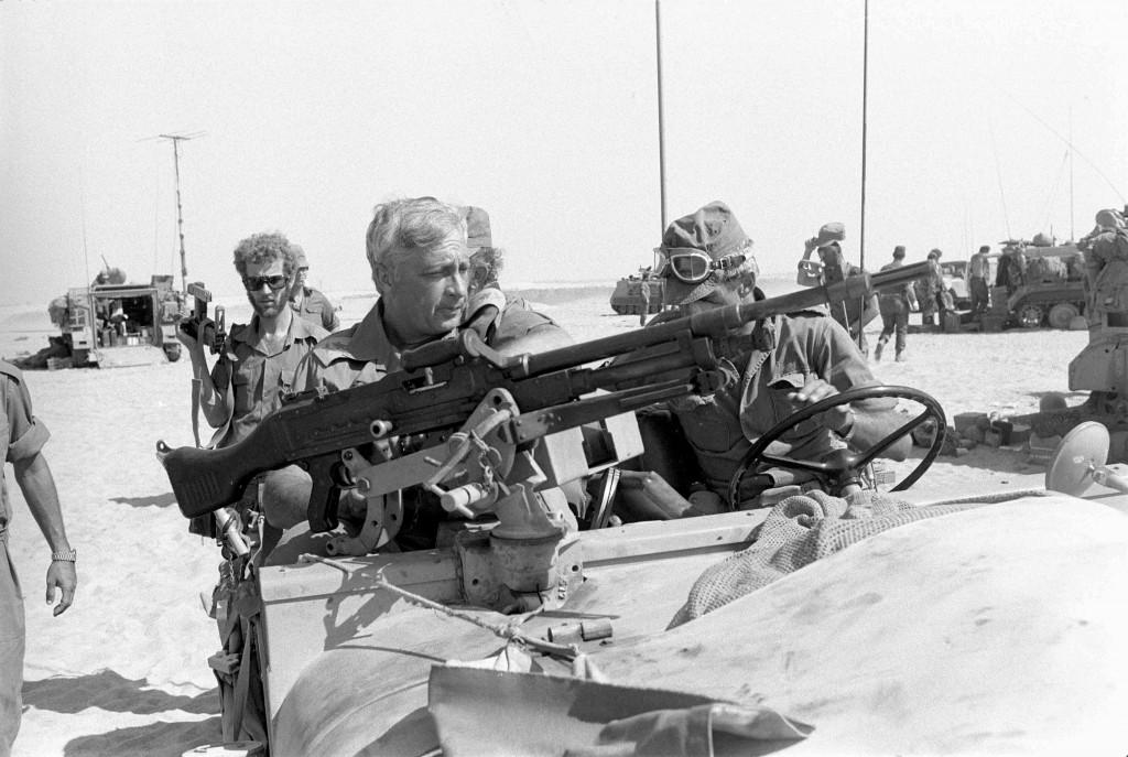 AFP/ IDF