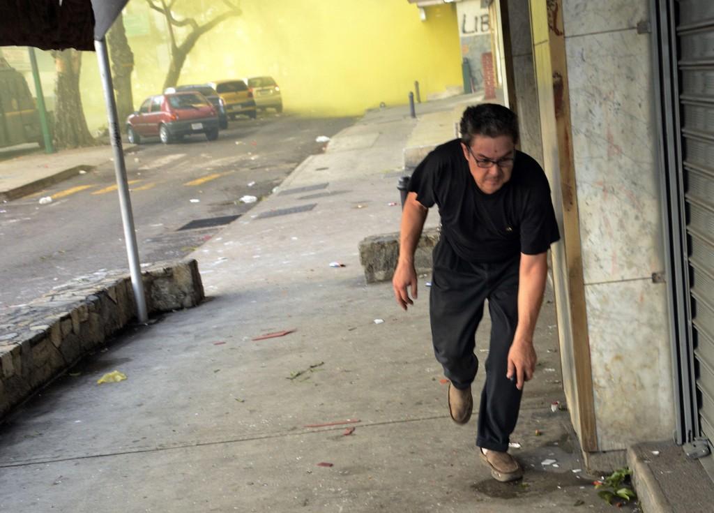 Foto AFP / Leo Ramirez