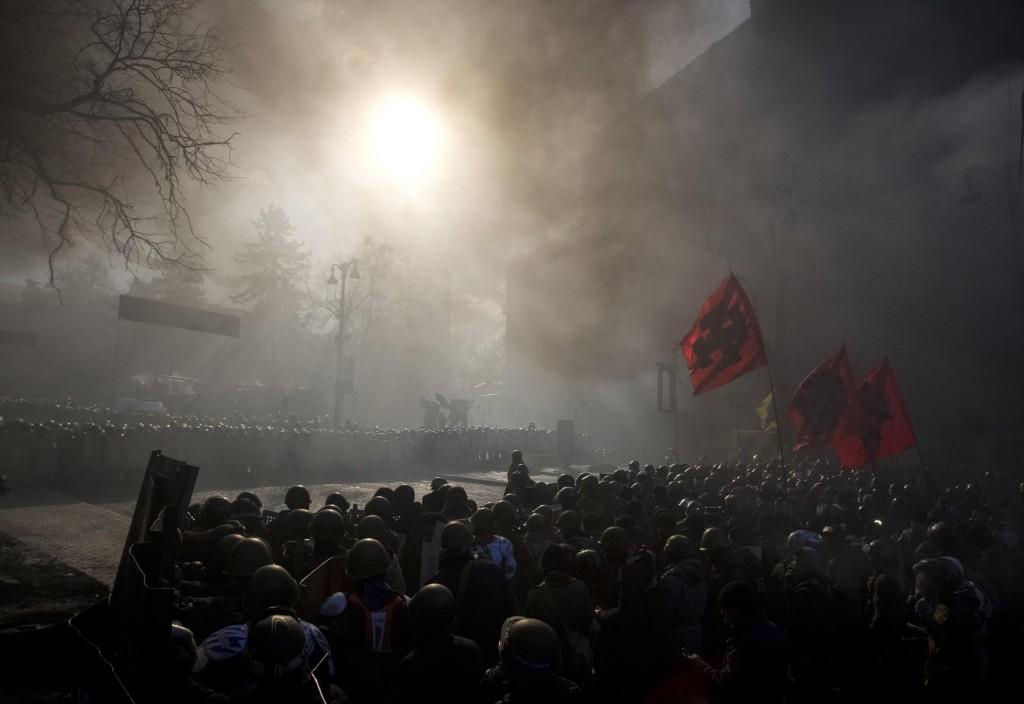 Reuters / Maksim Ljoekov