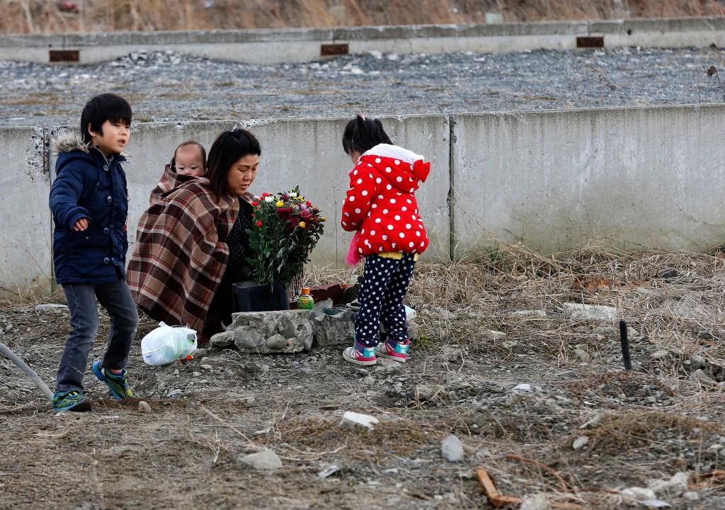 AP / Shizuo Kambayashi