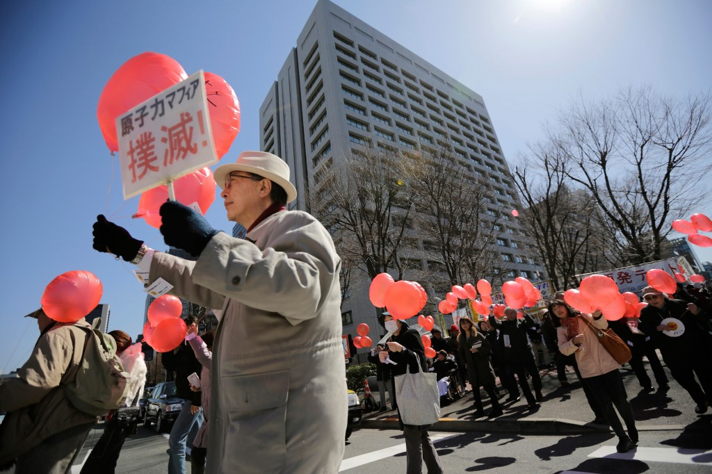AP / Eugene Hoshiko