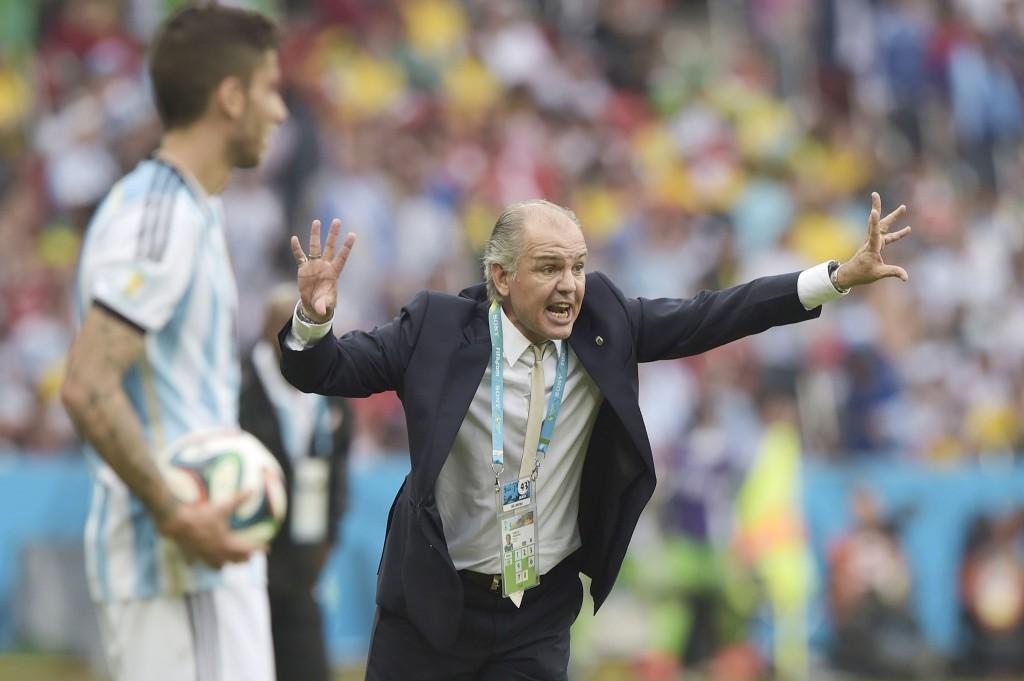 AFP / Juan Mabromata