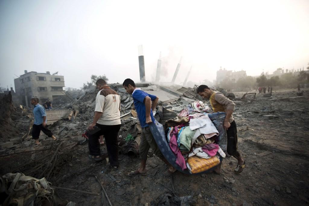 AFP / Mahmud Hams