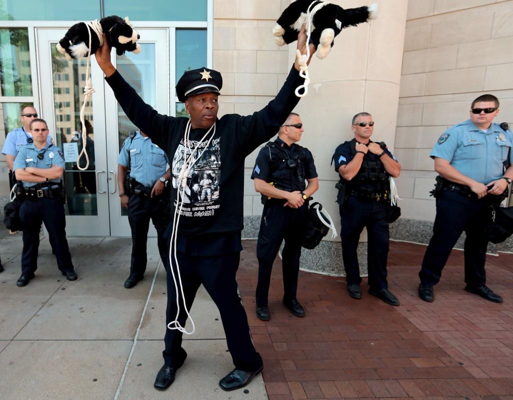 AP / St. Louis Post-Dispatch / Laurie Skrivan