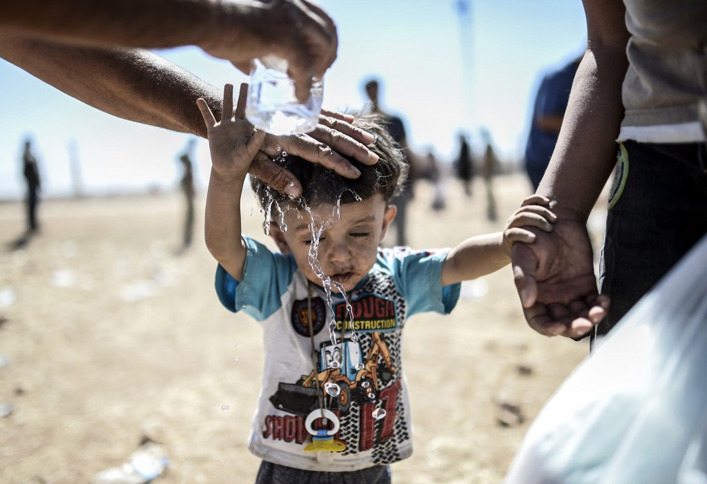 AFP/ Bulent Kilic