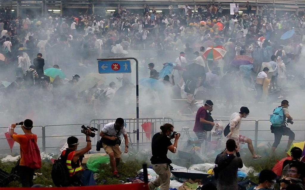 AFP / Aaron Tam