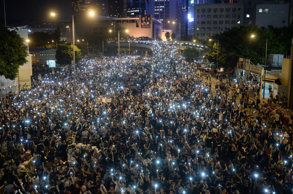 AFP / Dale de la Rey