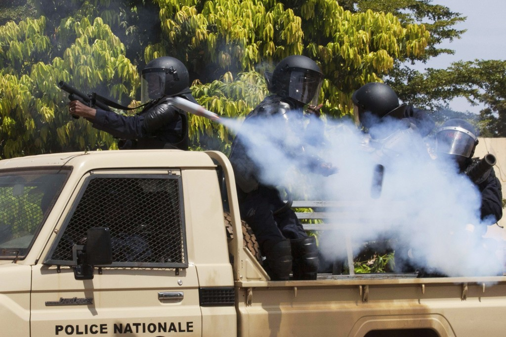 Reuters / Joe Penney