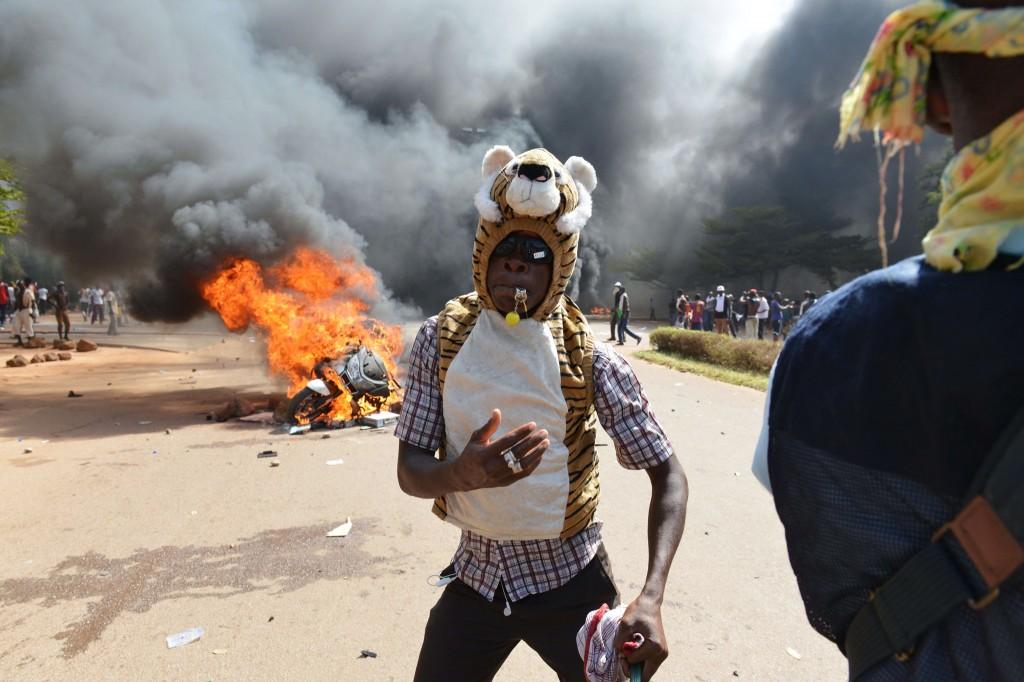 AFP / Issouf Sanogo