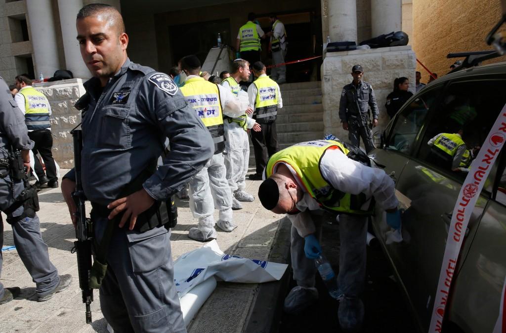 AFP / Gali Tibbon