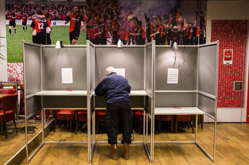 Herindelingsverkiezingen Groesbeek