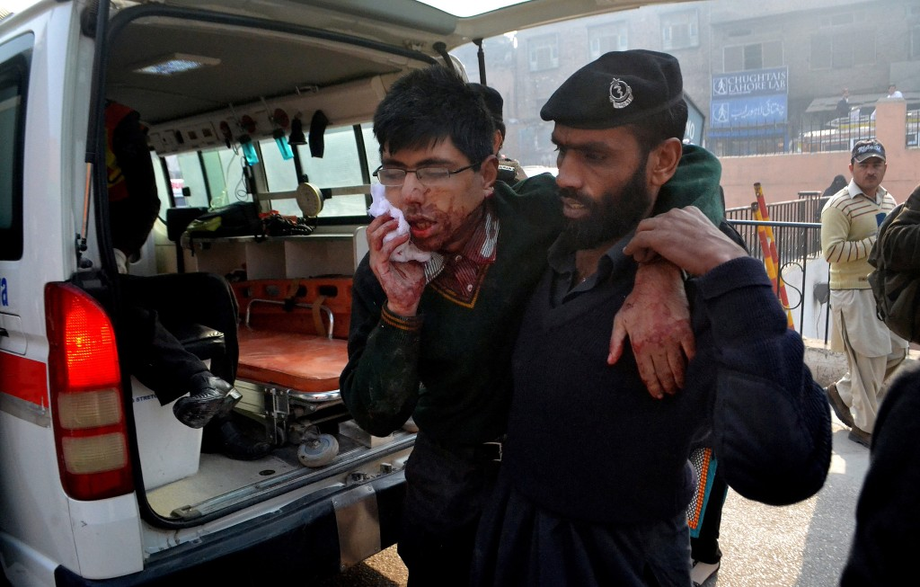 AP / Mohammad Sajjad