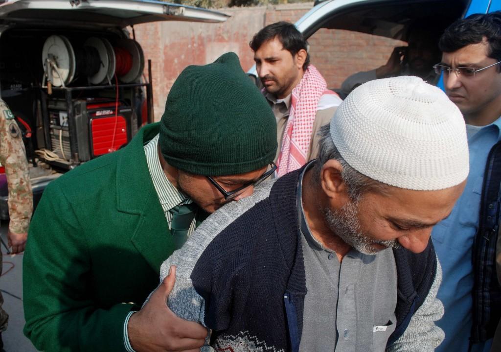 REUTERS / Khuram Parvez