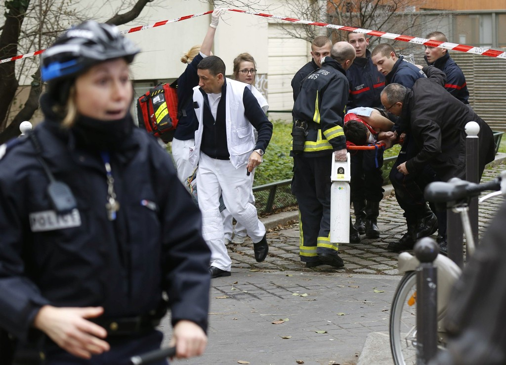 REUTERS / Jacky Naegelen