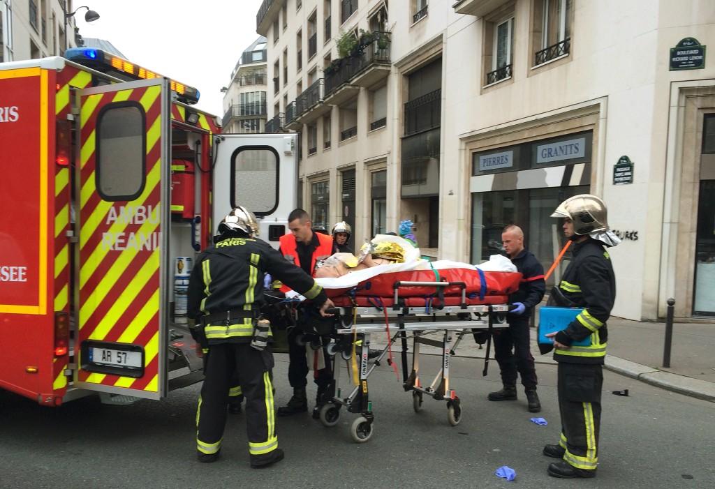 AFP / Philippe Dupeyrat
