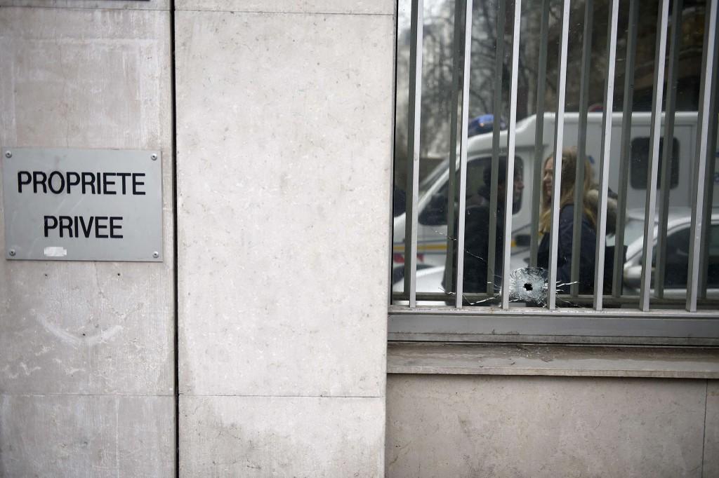 AFP / Martin Bureau