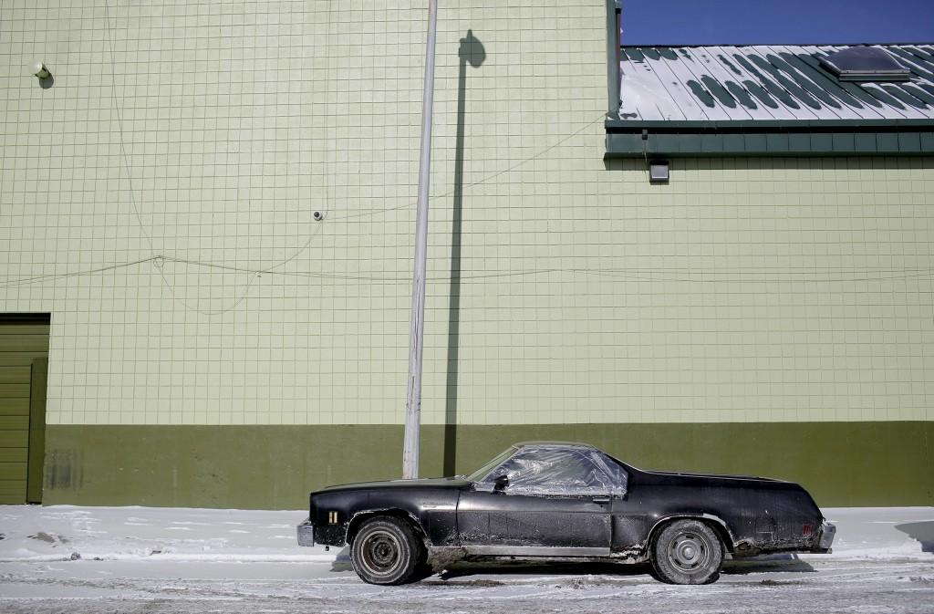 Reuters / Joshua Lott