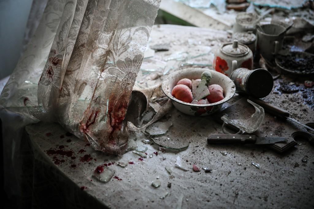 Sergei Ilnitsky (Russia) /  European Pressphoto Agency