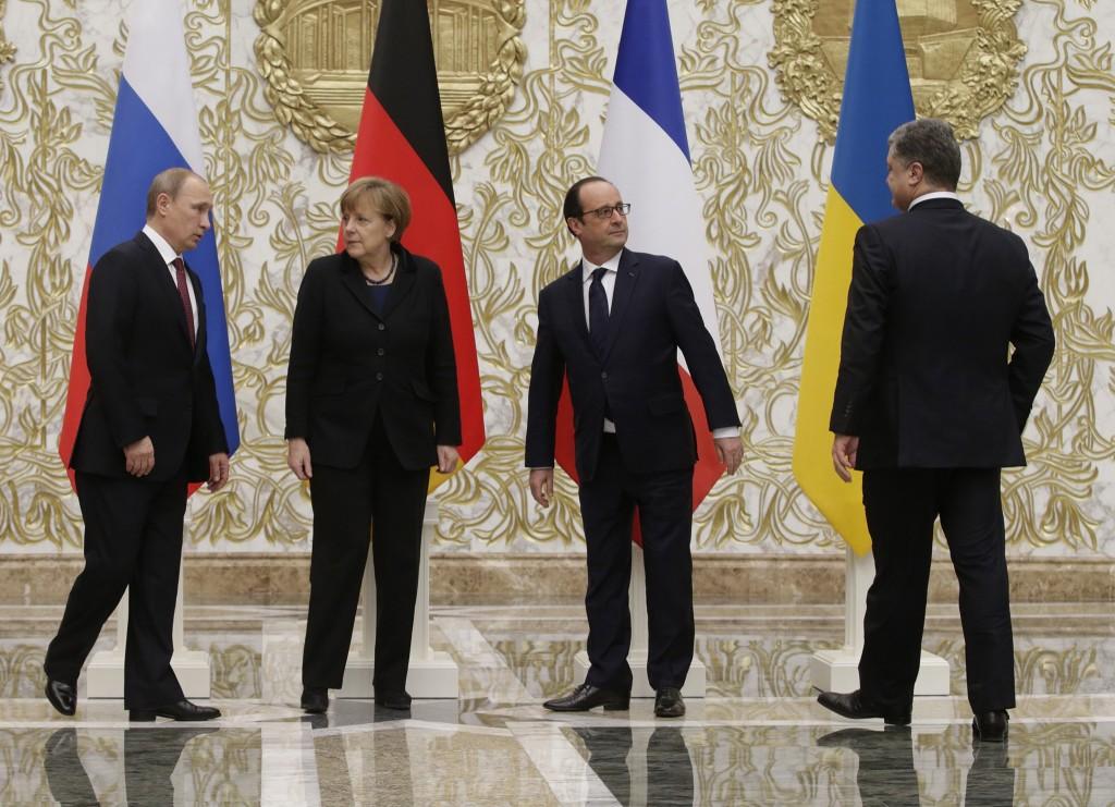 AFP / POOL / Tatyana Zenkovich