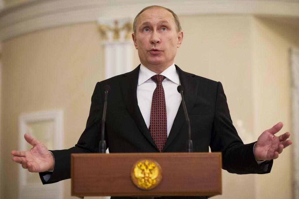 AFP / POOL / Alexander Zemlianichenko