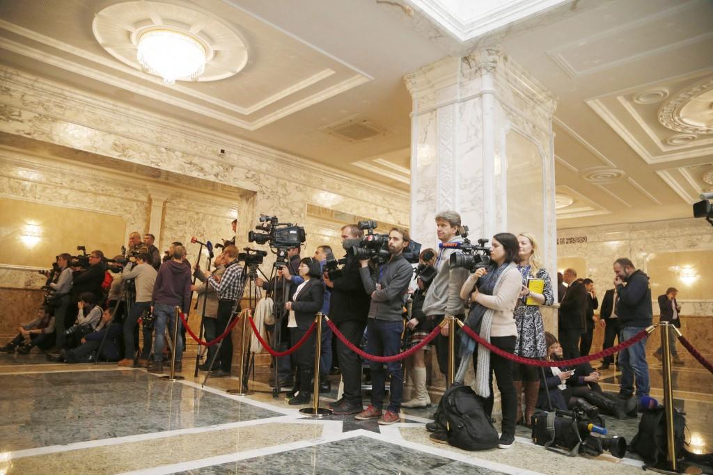 AP / Sergei Grits