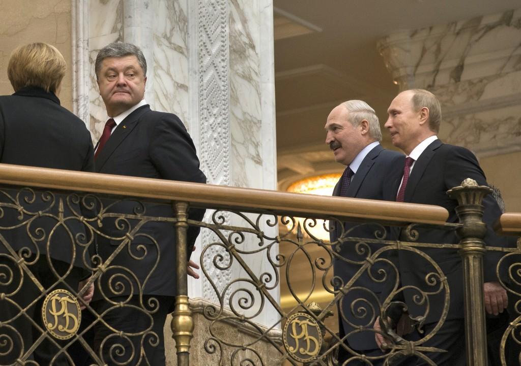 AP / Alexander Zemlianichenko