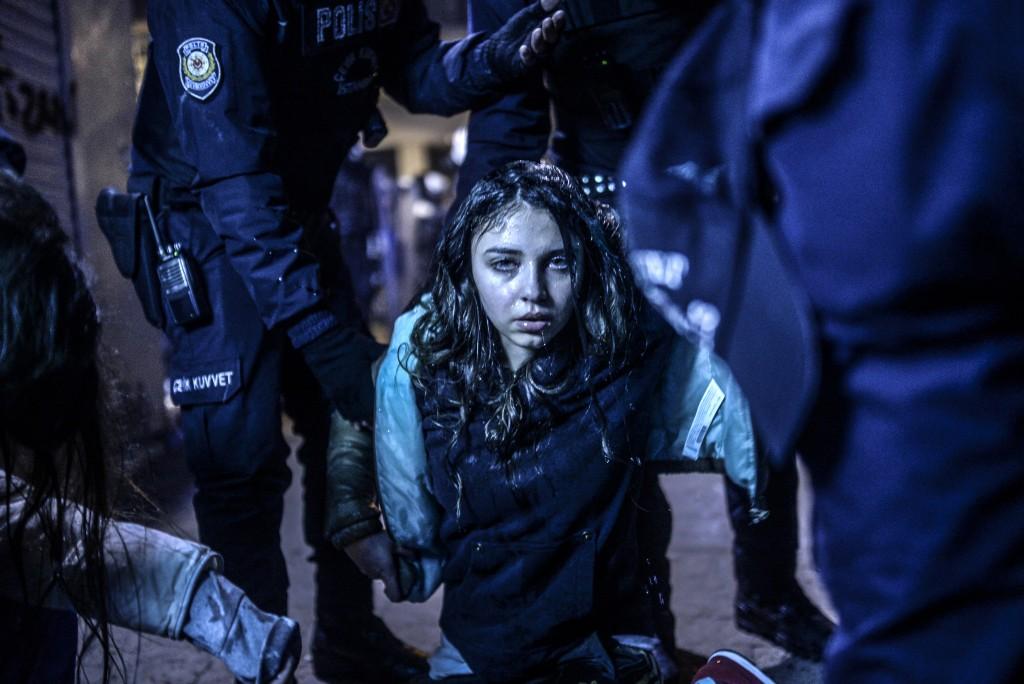 Bulent Kilic (Turkije) / Agence France-Presse