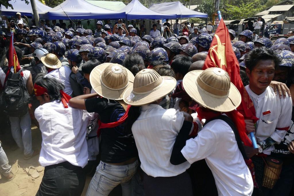 AP / Khin Maung Win
