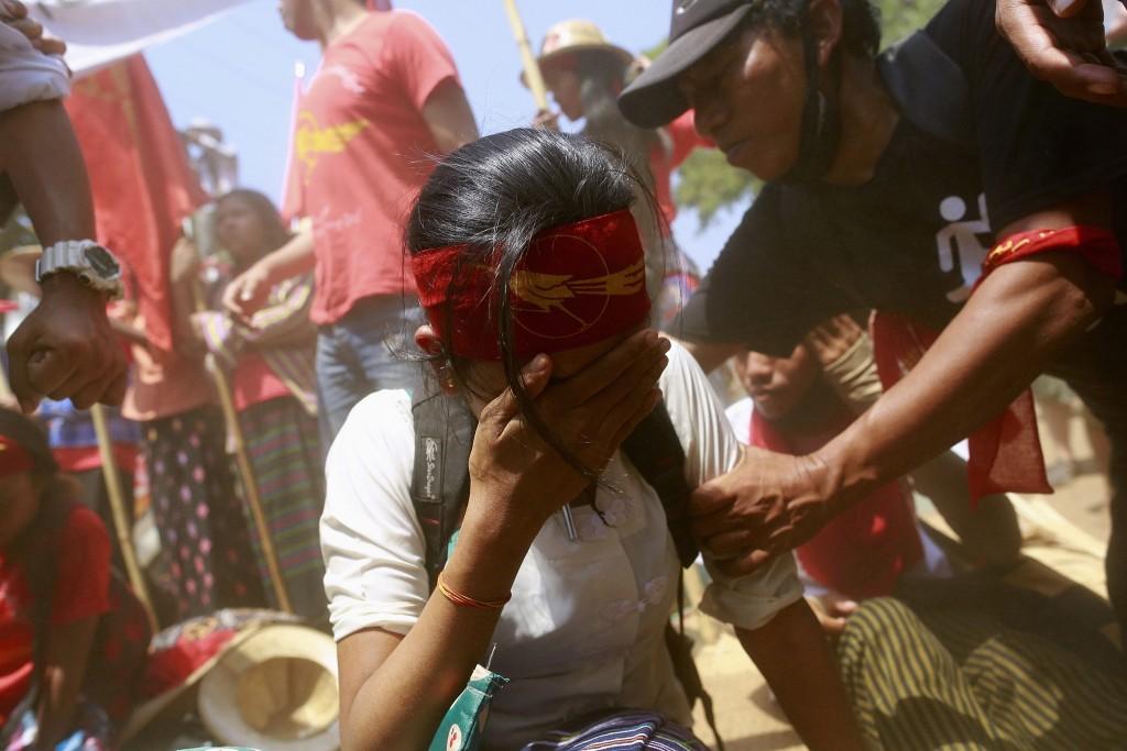 REUTERS / Soe Zeya Tun