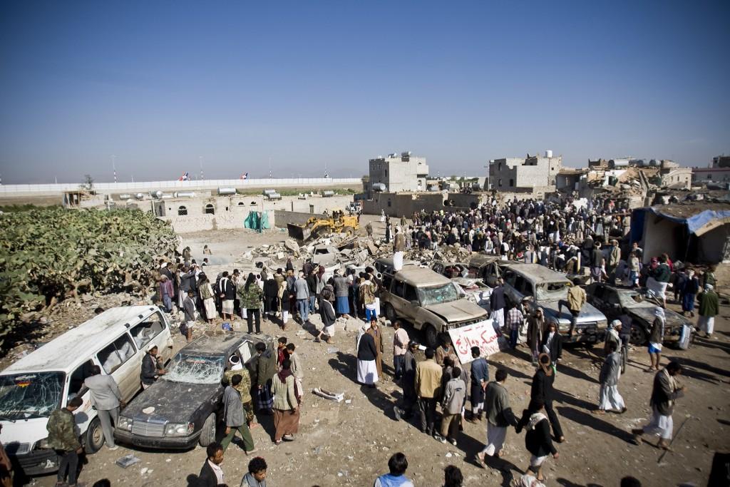 AP / Hani Mohammed