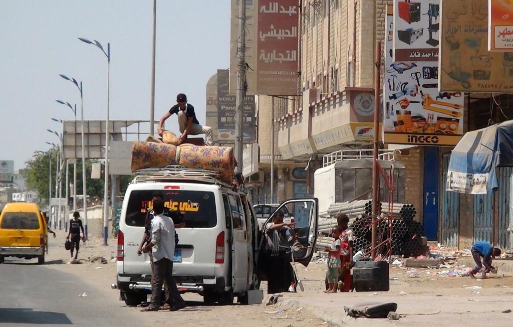 AFP / Saleh Al-Obeidi