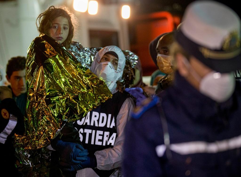 AP / Alessandra Tarantino