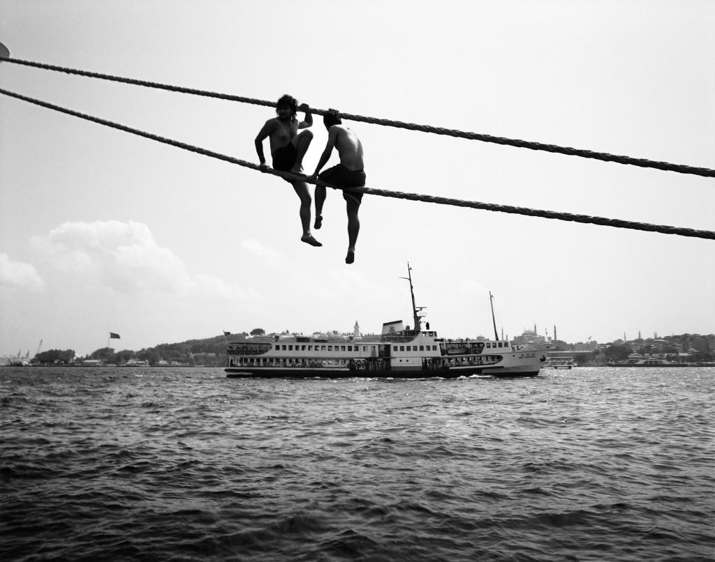 Twee jongens op een touw, Kemal's Dream, 2008.