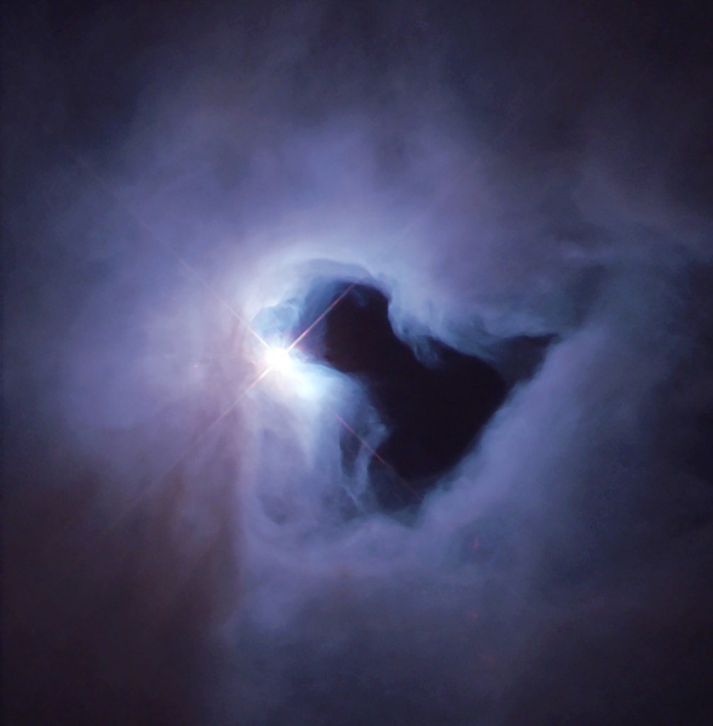 Hubble / NASA ESA