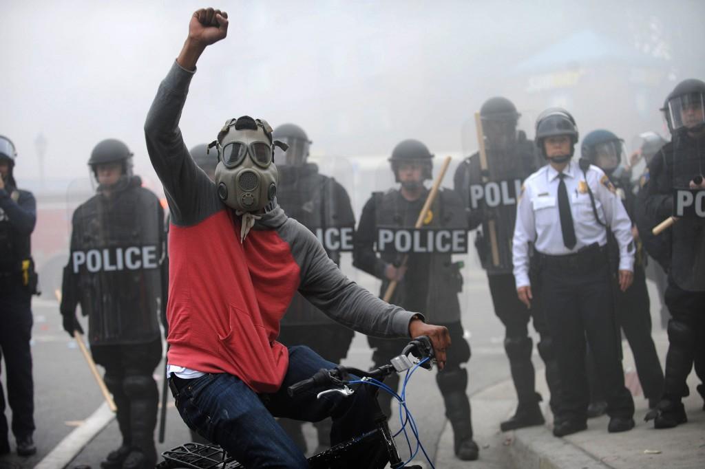 AP / Algerina Perna / The Baltimore Sun