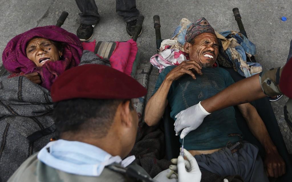 AP / Manish Swarup
