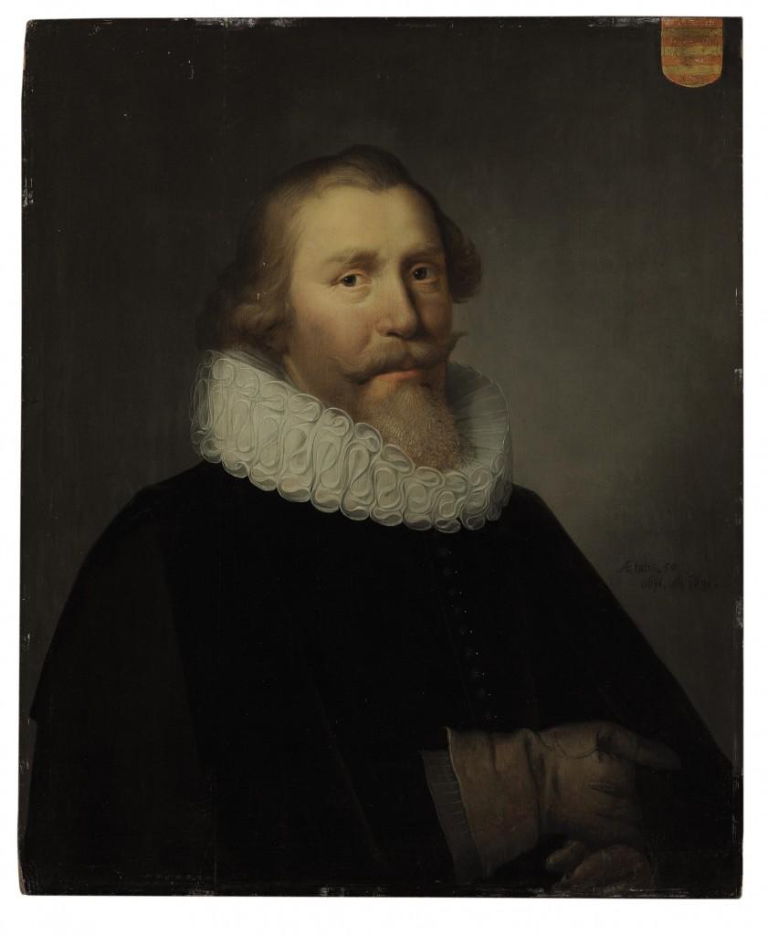 Door: Jacob Gerritszoon Cuyp uit Dordrecht (1595-ongeveer 1652). Op het schilderij: een man met een baard. Olie op paneel. Verwachte opbrengst: 10.000 tot 15.000 dollar (9.000 tot 13.000 euro).