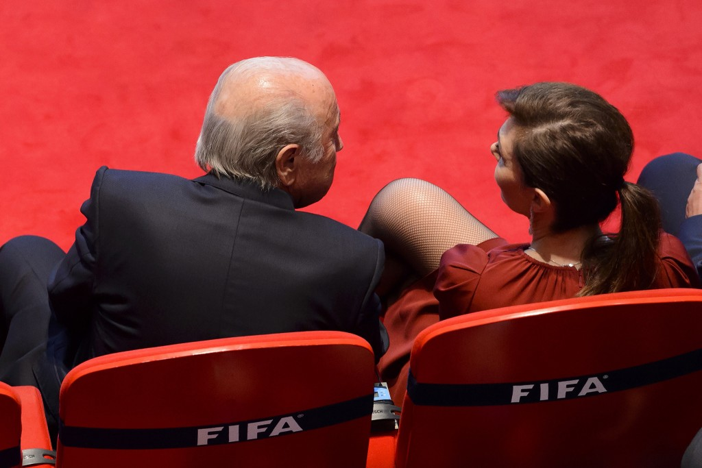 AFP / Fabrice Coffrini